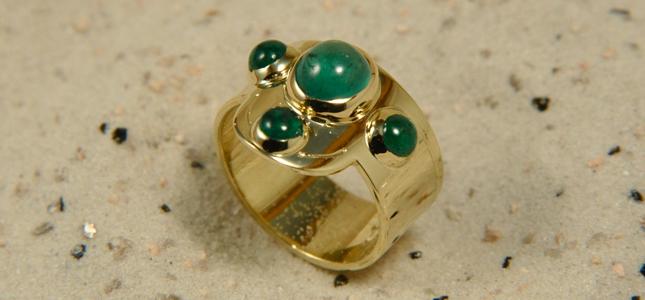 3x1 | anelli in oro