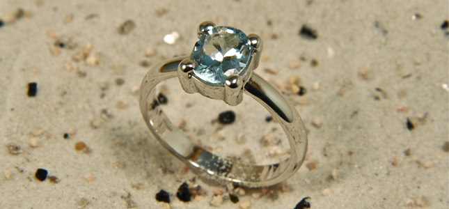 acqua 4 graffe | anelli in oro