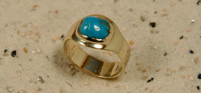 toni  | anelli in oro
