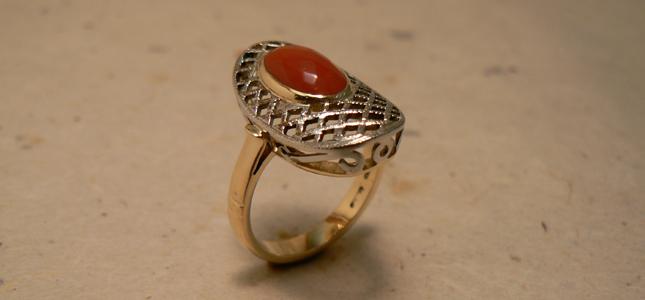 lucilla | anelli in oro