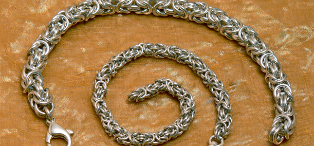 bizantine | bracelets