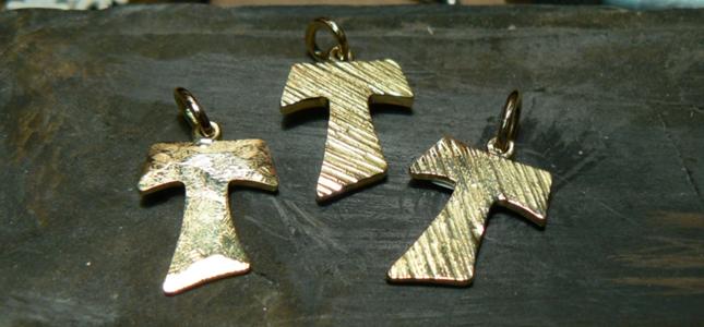 tao cross | pendants