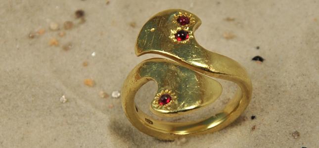 dualiti | anelli in oro