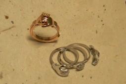 fedina biellese | anelli in oro
