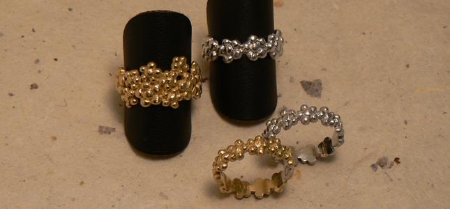 fiorellini | anelli in oro