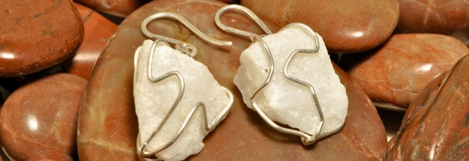 Mucrone | Orecchini in argento