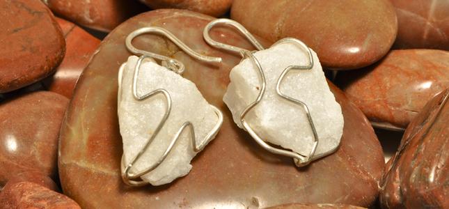 mucrone | earrings