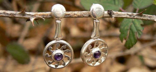 pagan sun| earrings