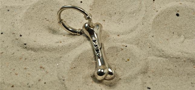fixed bone -keychain | accessories