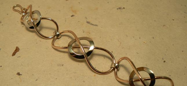 mathematic eight  | bracelets