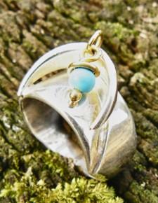 ponte turco | anelli in argento