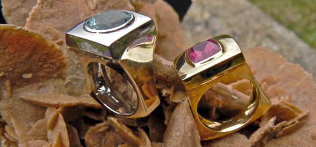 scudidonna | anelli in oro
