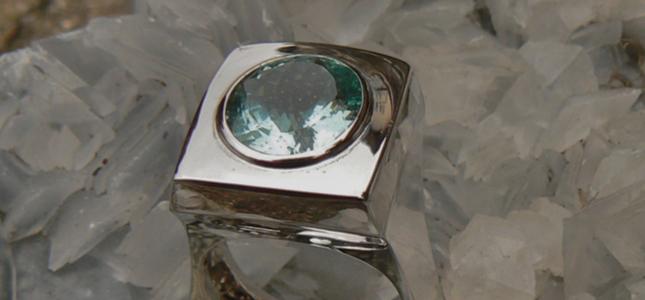 scudo h2o | anelli in oro