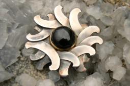 Stella nera | Ciondoli in argento