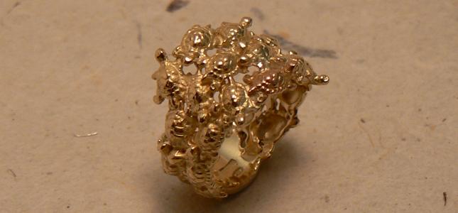 tartarughe in oro | anelli in oro