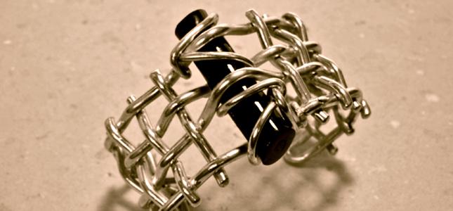 weaves b&w | bracelets