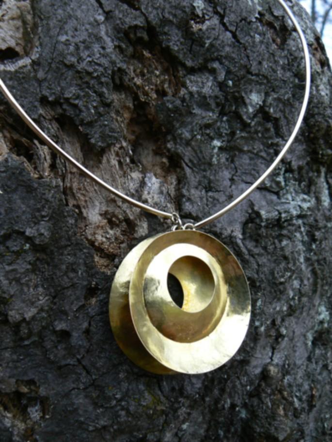 Transmission | Girocollo in oro